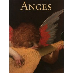 Anges : Coffret 30 cartes de correspondance perpetuelles & 30 Enveloppes