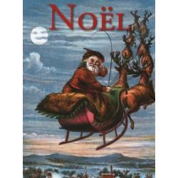 Noël : 30 cartes de correspondance perpétuelles & 30 enveloppes