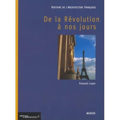 Histoire de l'Architecture française - tome III : De la Révolution à nos jours