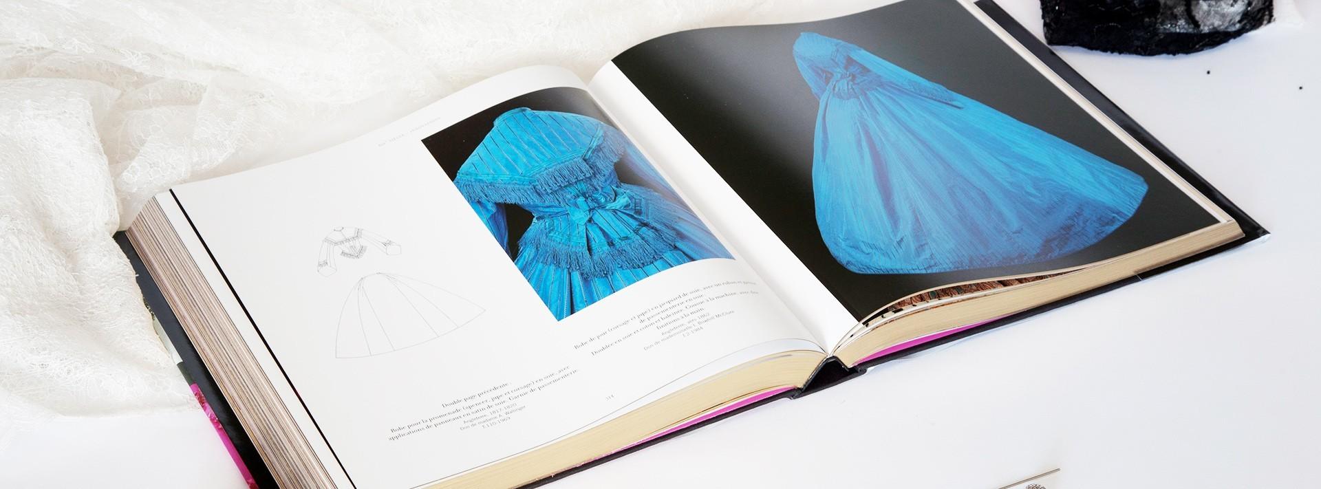 Haute Couture, la mode en détails, du XVIIe au XXe siècle