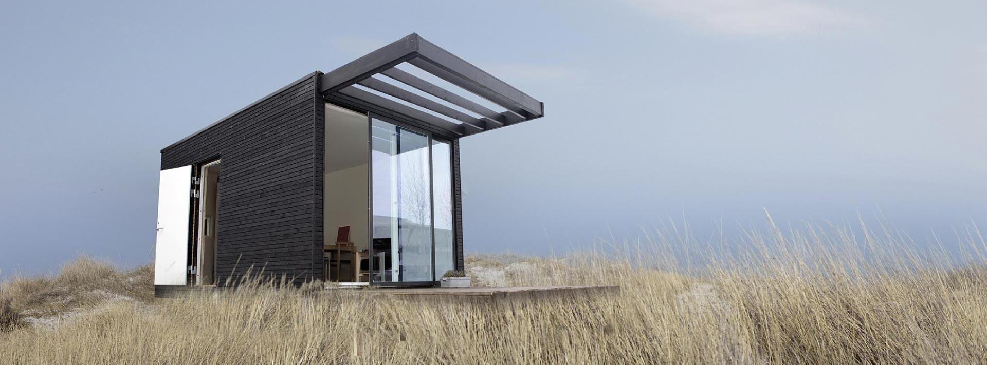Architecture prefabriquee