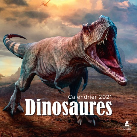 Dinosaures - Calendrier 2021