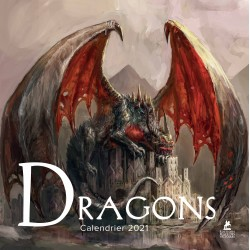 Dragons - Calendrier 2021