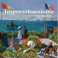 Impressionnisme - Calendrier 2021