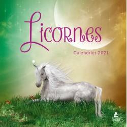 Licornes - Calendrier 2021
