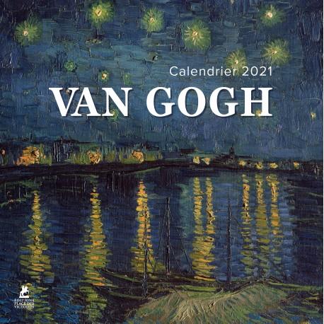 Van Gogh - Calendrier 2021