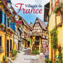 Villages de France - Calendrier 2021