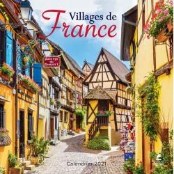 Villages de France - Calendrier 2021
