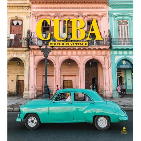 Cuba, Voitures Vintage