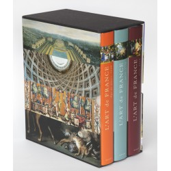 L'Art de France - coffret 3 tomes