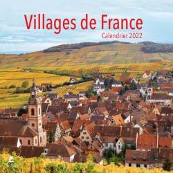 Villages de France - Calendrier 2022