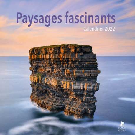 Paysages fascinants - Calendrier 2022
