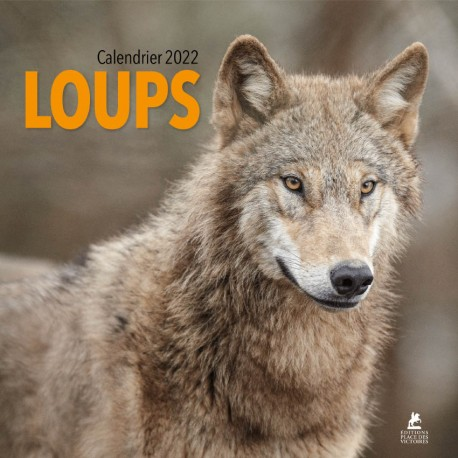 Loups - Calendrier 2022