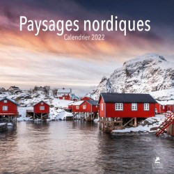 Paysages nordiques - Calendrier 2022