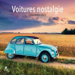 Voitures nostalgie - Calendrier 2022
