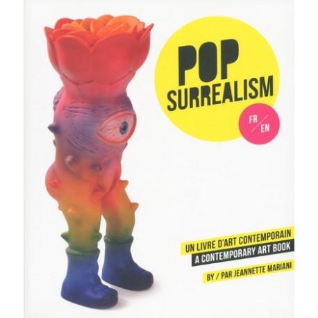 Pop-Surrealism, un livre d'art contemporain