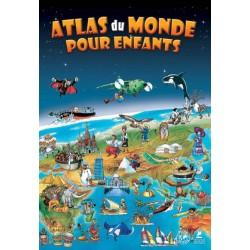 Atlas du monde pour enfants